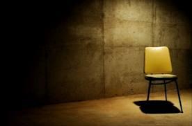 jail chair