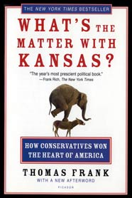 "The British edition is more fittingly titled ""What's the Matter With America?"""