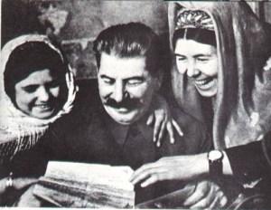 stalin smiles