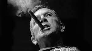 Sterling Hayden as Brig. Gen. Jack D. Ripper in 'Dr. Strangelove'