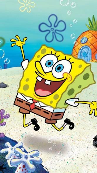 **FILE**  SpongeBob SquarePants is shown in this handout provide