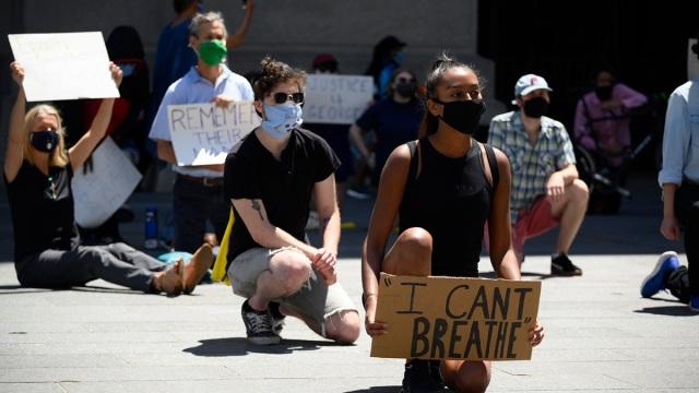 Philadelphians join nation wide Anti-Police brutality protest